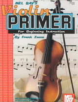 Violin Primer For Beginning Instruction - Frank Zucco - ISBN: 9780871663771