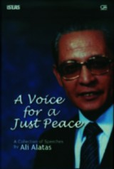Voice For A Just Peace - Indonesia), Ali Alatas (formerly Foreign Minister Of - ISBN: 9789812301246