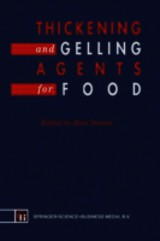 Thickening And Gelling Agents For Food - Imeson, A. - ISBN: 9781461365778