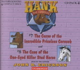 The Curse Of The Incredible Priceless Corncob / The Case Of The One-eyed Killer Stud Horse - Erickson, John R. - ISBN: 9780916941840