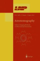 Astrotomography - Boffin, H. M. J. (EDT)/ Steeghs, D. (EDT)/ Cuypers, J. (EDT) - ISBN: 9783662143179