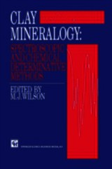 Clay Mineralogy: Spectroscopic And Chemical Determinative Methods - Repacholi, M. H. (EDT) - ISBN: 9789401043137