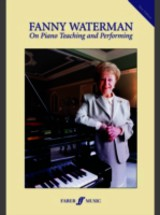 On Piano Teaching & Performing - Waterman, Fanny - ISBN: 9780571525195