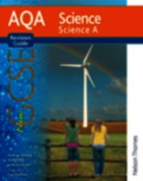 Aqa Gcse Science Further Additional Science Revision Guide - Anning, Pauline C.; English, Nigel; Miles, Niva; Scottow, John - ISBN: 9781408524282