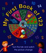 My First Book Of 123 Kaleidoscope Book - Parker, Helen - ISBN: 9781843228769