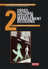 Crosscultural Issues in Management Decisions - ISBN: 9783956510236