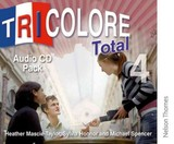 Tricolore Total 4 Audio Cd Pack - Spencer, Michael; Mascie-taylor, H; Honnor, S - ISBN: 9781408505816