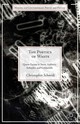 Poetics Of Waste - Schmidt, C. - ISBN: 9781137402783