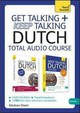 Get Talking And Keep Talking Dutch Total Audio Course - Owen, Marleen - ISBN: 9781444184167