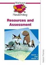 Nelson Handwriting Resources And Assessment - Jackman, John/ Warwick, Anita - ISBN: 9780748770069