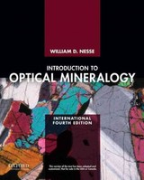 Introduction To Optical Mineralogy - Nesse, William (university Of Northern Colorado) - ISBN: 9780199846283