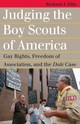 Judging The Boy Scouts Of America - Ellis, Richard J. - ISBN: 9780700619511