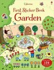 First Sticker Book Garden - Bowman, Lucy - ISBN: 9781409564652