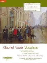 Vocalises - Faur , Gabriel - ISBN: 9790577004457
