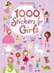 1000 Stickers For Girls - Watt, Fiona - ISBN: 9781409536505