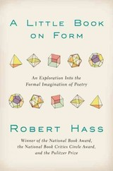 A Little Book On Form - Hass, Robert - ISBN: 9780062332424