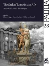 The Sack of Rome in 410 AD - ISBN: 9783895009440