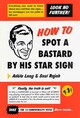 How To Spot A Bastard By His Star Sign - Lang, Adele/ Rajah, Susi - ISBN: 9780312284862