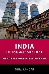 India In The 21st Century - Kamdar, Mira (senior Fellow At The World Policy Institute And An Associate Fellow At The Asia Society) - ISBN: 9780199973590