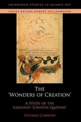Wonders Of Creation And The Singularities Of Painting - Carboni, Stefano - ISBN: 9780748683246