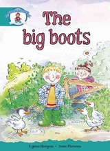 Literacy Edition Storyworlds Stage 6, Our World, The Big Boots - (NA) - ISBN: 9780435140731