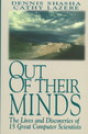 Out Of Their Minds - Lazere, Cathy; Shasha, Dennis - ISBN: 9780387982694