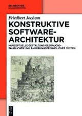 Konstruktive Software-architektur - Jochum, Friedbert - ISBN: 9783486714166