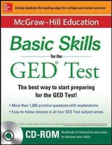 Mcgraw-hill Education Basic Skills For The Ged Test With Dvd (book + Dvd Set) - Mcgraw-hill Education - ISBN: 9780071838061