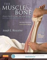 Muscle And Bone Palpation Manual With Trigger Points, Referral Patterns And Stretching - Muscolino, Joseph E. - ISBN: 9780323221962