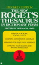 The New Roget's Thesaurus - Lewis, Norman (EDT) - ISBN: 9780425099759