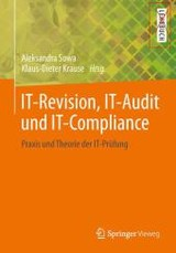 It-revision, It-audit Und It-compliance - Schreiber, Sebastian; Duscha, Peter; Sowa, Aleksandra - ISBN: 9783658028077