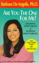 Are You The One For Me? - De Angelis, Barbara - ISBN: 9780440215752
