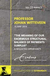 The meaning of our enormous structural balance of payments deficit - H.Johannus Witteveen - ISBN: 9789491363320