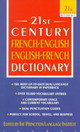 21st Century French-english, English-french Dictionary - Princeton Language - ISBN: 9780440220886