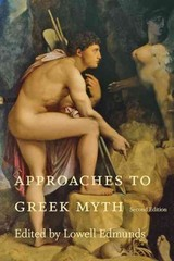 Approaches To Greek Myth - Edmunds, Lowell (EDT) - ISBN: 9781421414195