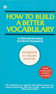 How To Build A Better Vocabulary - Nurnberg, M. - ISBN: 9780446315067