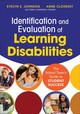 Identification And Evaluation Of Learning Disabilities - Clohessy, Anne B.; Johnson, Evelyn S. - ISBN: 9781483331560