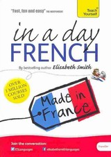 Beginner's French In A Day: Teach Yourself - Smith, Elisabeth - ISBN: 9781444193084