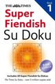 Times Super Fiendish Su Doku Book 1 - The Times Mind Games - ISBN: 9780007580743