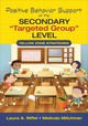 "Positive Behavior Support At The Secondary ""targeted Group"" Level - Riffel, Laura A.; Mitchiner, Melinda S. - ISBN: 9781483316789"