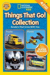 Things That Go! Collection - Tuchman, Gail/ Mara, Wil/ Shields, Amy - ISBN: 9781426319723