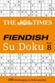Times Fiendish Su Doku Book 8 - The Times Mind Games - ISBN: 9780007580798