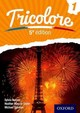 Tricolore 1 - Mascie-taylor, Heather; Honnor, Sylvia; Spencer, Michael - ISBN: 9781408524183