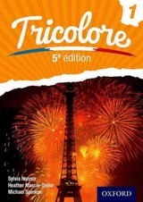 Tricolore 1 - Spencer, Michael; Honnor, S; Mascie-taylor, H - ISBN: 9781408524183
