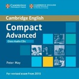 Compact Advanced Class Audio Cds (2) - May, Peter - ISBN: 9781107418288