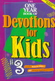 One Year Book Of Devotions For Kids - Children's Bible Hour - ISBN: 9780842346627