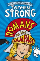 Romans On The Rampage - Strong, Jeremy - ISBN: 9780141357713