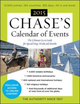 Chase's Calendar Of Events - Editors Of Chase's Calendar Of Events - ISBN: 9780071835442