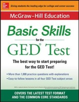 Mcgraw-hill Education Basic Skills For The Ged Test With Dvd (book + Dvd Set) - Mcgraw-hill Education - ISBN: 9780071838467
