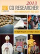 Cq Researcher Bound Volume 2013 - Cq Researcher - ISBN: 9781483347936
